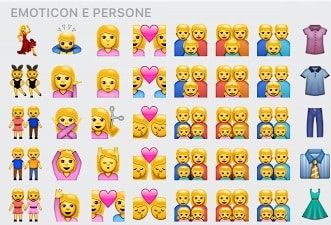 emotiocn whatsapp persone
