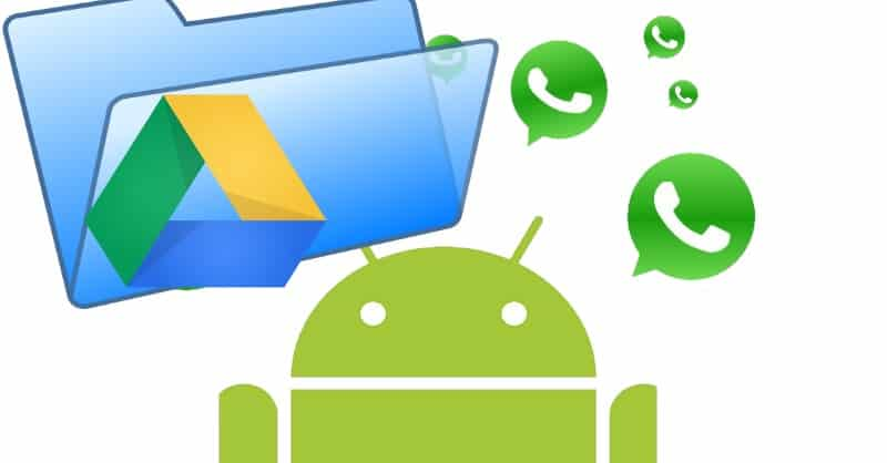Come salvare le chat WhatsApp su Google Drive con Android