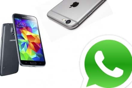 Chiamate vocali WhatsApp per Android e iPhone