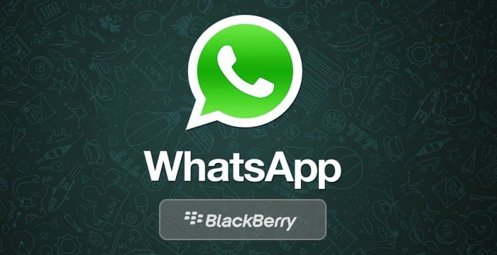 come installare whatsapp su blackberry
