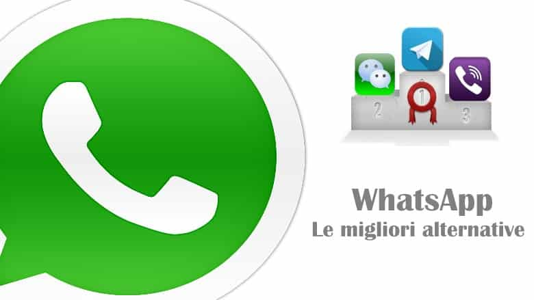 app come whatsapp alternative