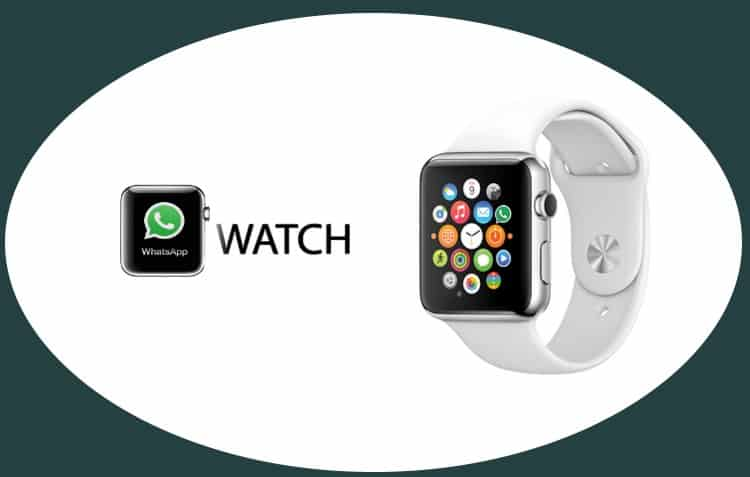 whatsapp apple whatch