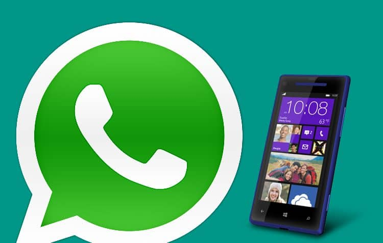 chiamate vocali whatsapp su windows phone