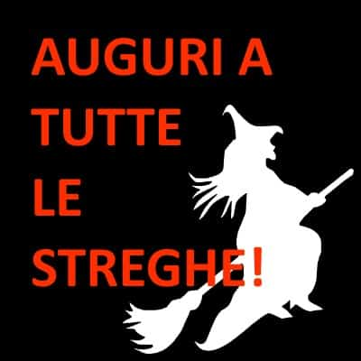frase halloween streghe