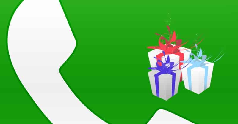 3 idee regalo di natale da fare con whatsapp for Regalo di natale originale