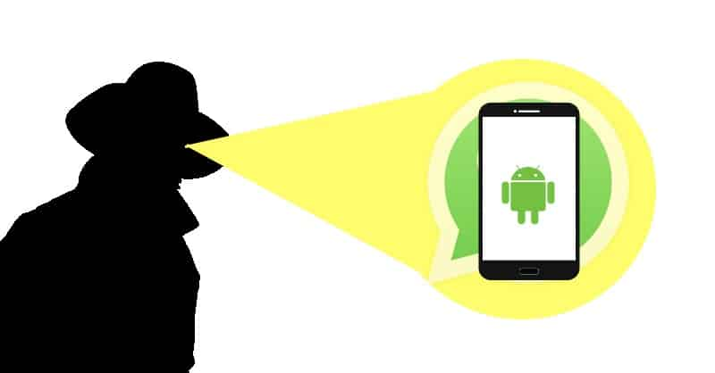 spiare whatsapp a distanza su android