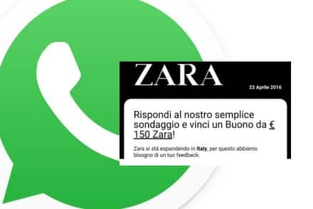 virus zara whatsapp