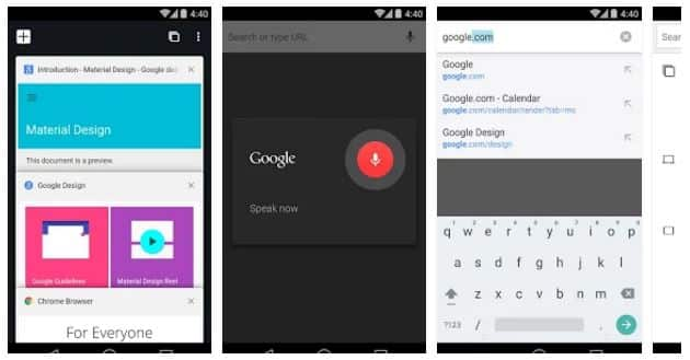 Chrome: la miglior app browser per Android