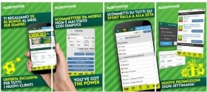migliore app android scommesse
