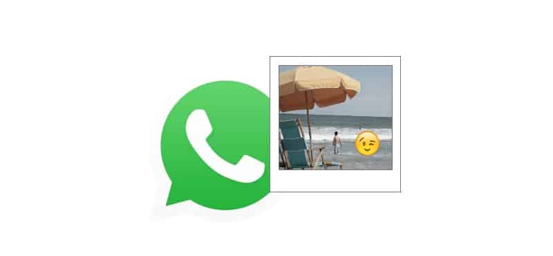 Come modificare le foto su WhatsApp
