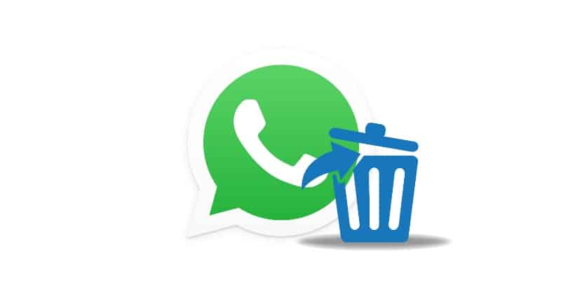 cancellare chat WhatsApp
