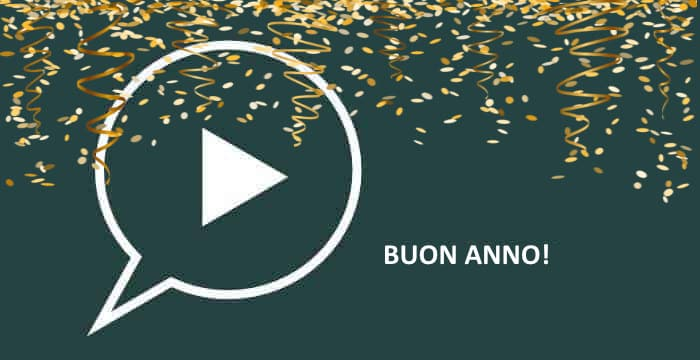 video buon anno